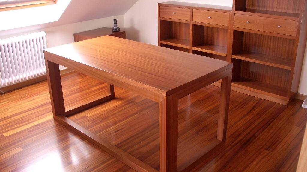 Muebles de madera f brica de muebles y exposici n for Modelos de muebles de madera