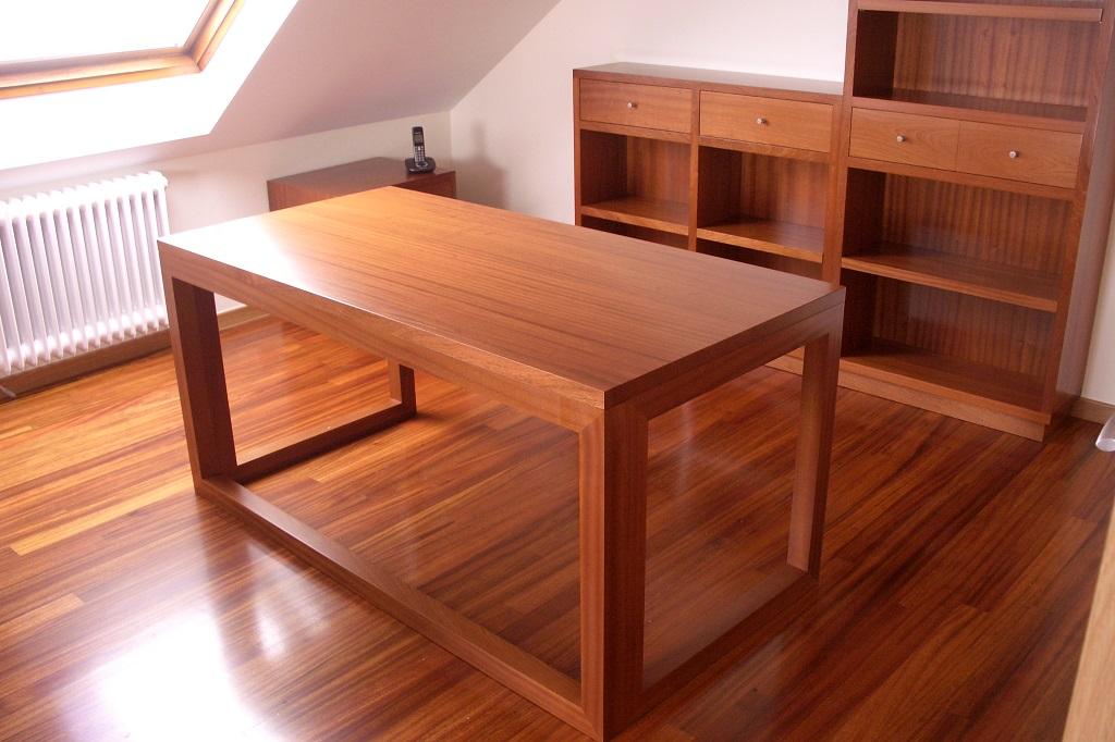 Muebles de madera f brica de muebles y exposici n for Muebles exposicion